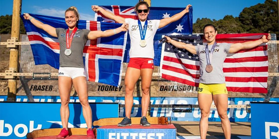 Tommy and Brian Discuss the Women's Podium Contenders for the 2021 NOBULL CrossFit Games