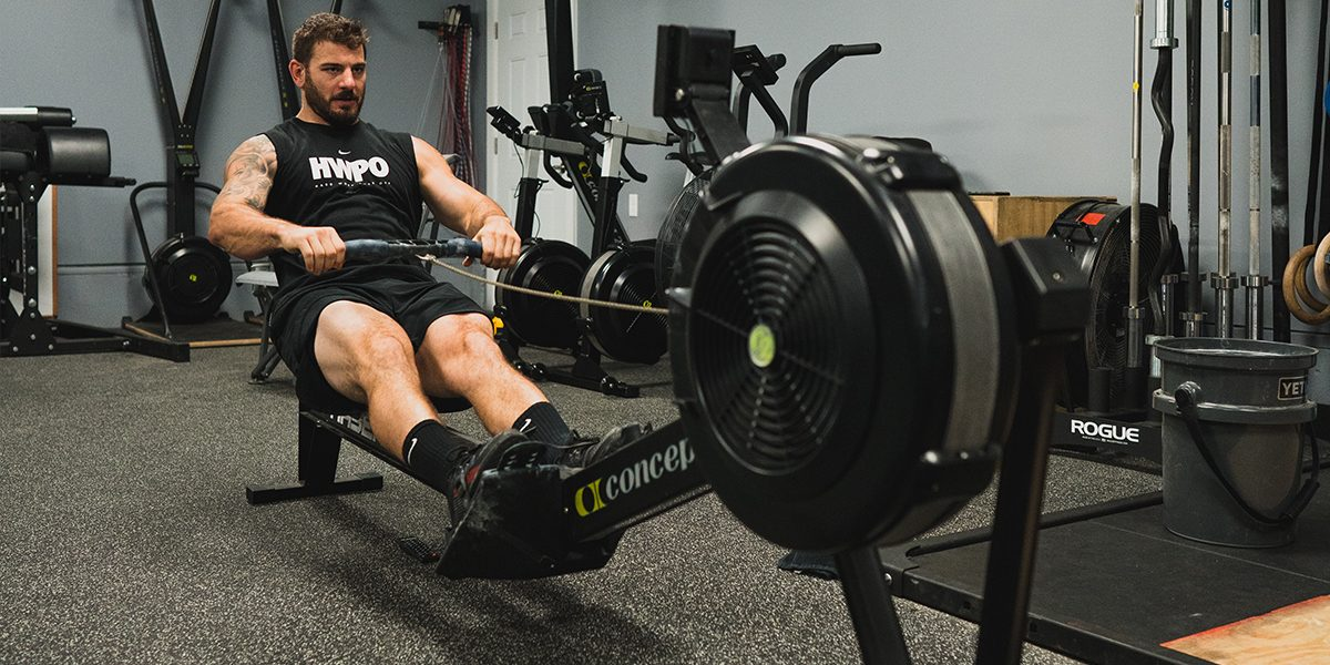 Get a Free Rowing Masterclass From Mat Fraser