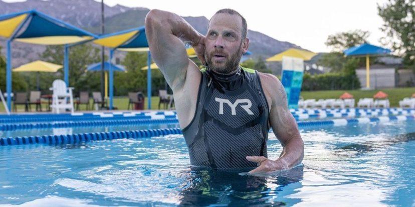 """Meet the """"Iron Cowboy"""": 101 Triathlons in 101 Days"""