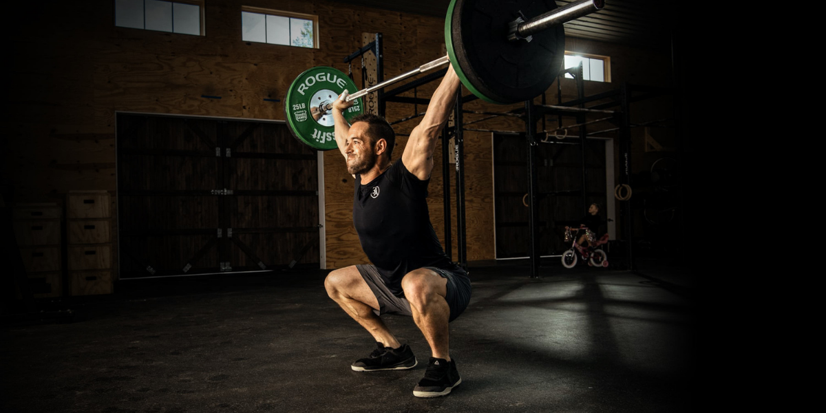 How Rich Froning Changed His Diet After Taking a Blood Test