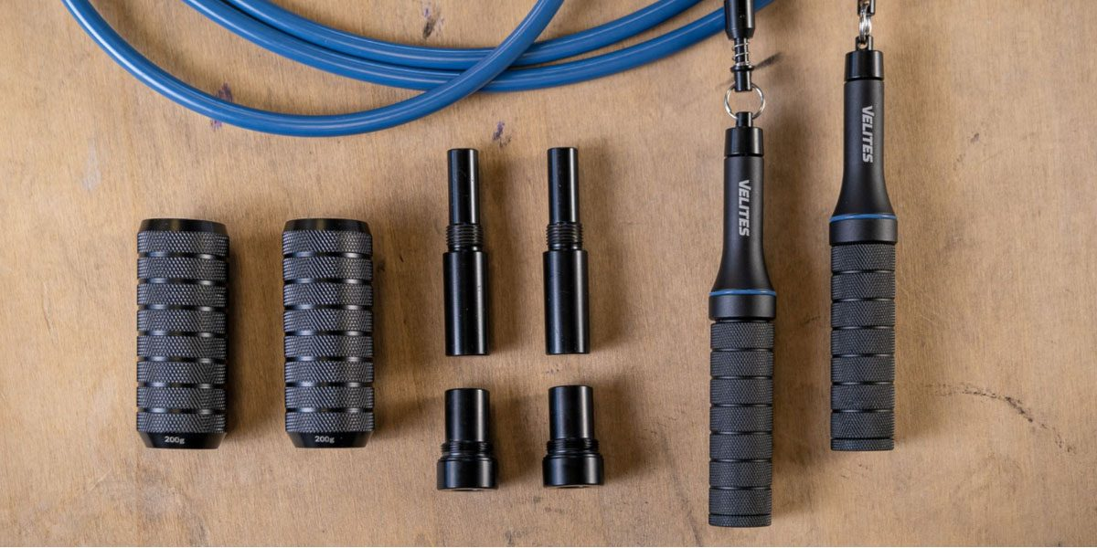 This Jump Rope Converts Your WOD Into a Living Hell