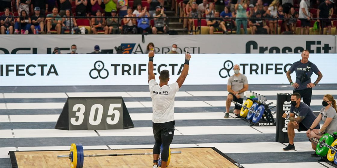 Three Takeaways From Day 5 of the 2021 NOBULL CrossFit Games
