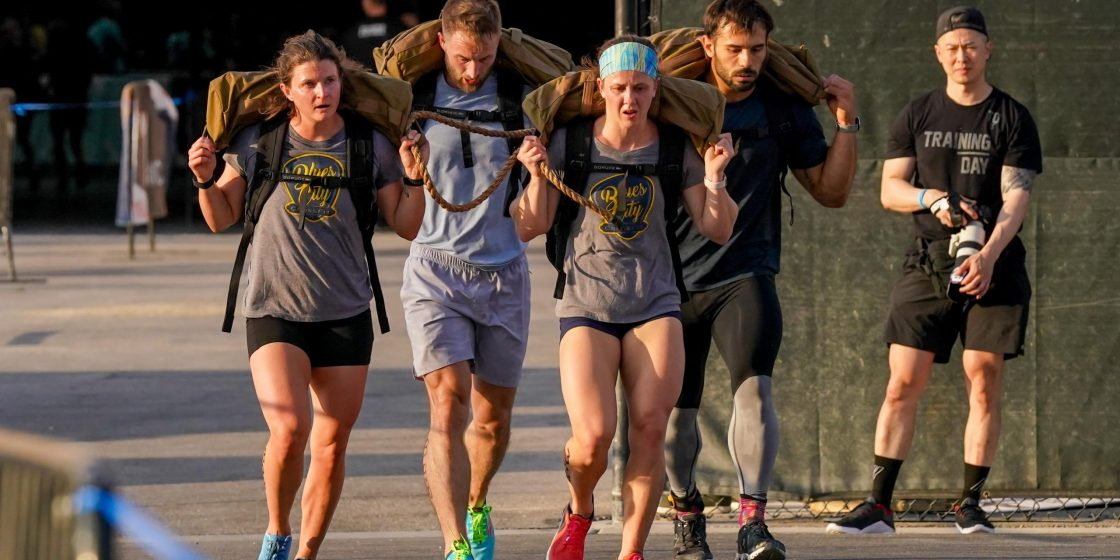 What Does it Cost a Team to Compete at the CrossFit Games?
