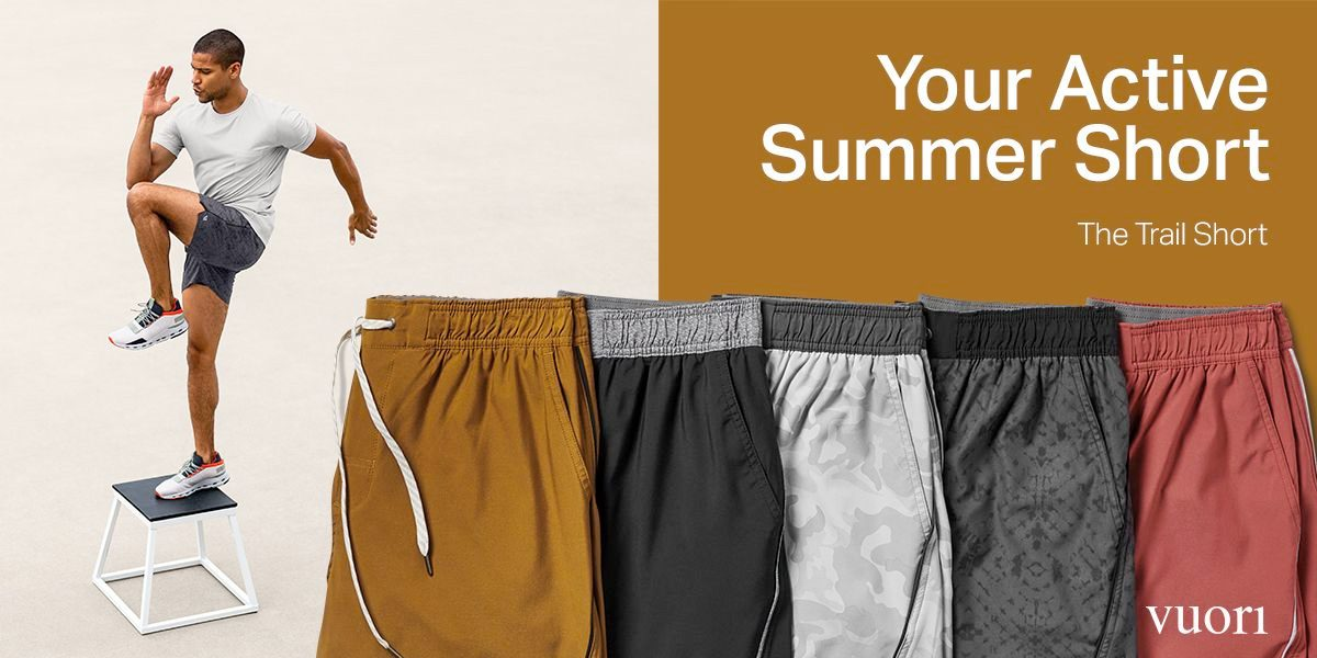 Your Active Summer Short