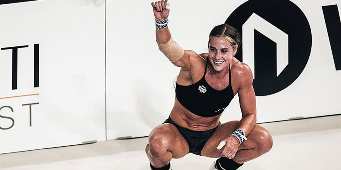 Why Brooke Wells' Injury Doesn't Mean She's Done Vying for a Top Spot