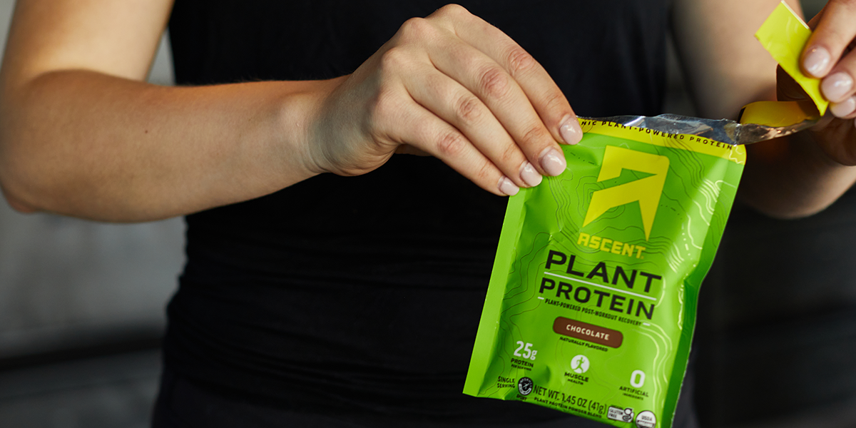 Try Two Samples Of Plant Protein For Just $2