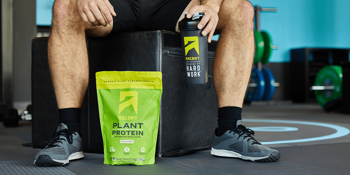 Top Reasons To Try Ascent's New Plant-Based Protein Powder