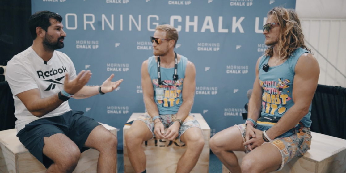 Buttery Bros Not Making Upcoming CrossFit Games Documentary
