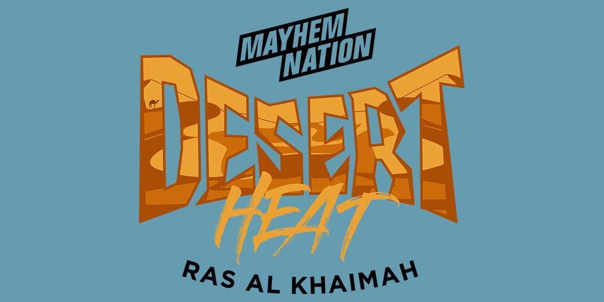 CrossFit Festival 'Mayhem Desert Heat' is coming to Ras Al Khaimah