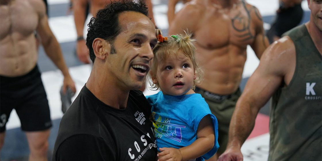 Nuno Costa Finds Place of Belonging in the CrossFit Community