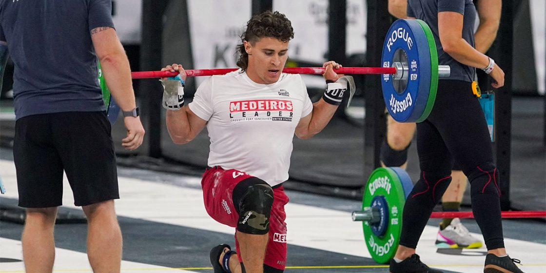 How Does Event 15 Compare to Past Final Events at the CrossFit Games?