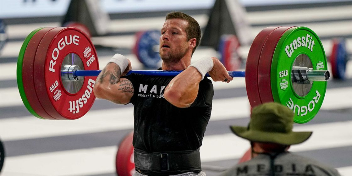 Travis Mayer's Workout of the Week