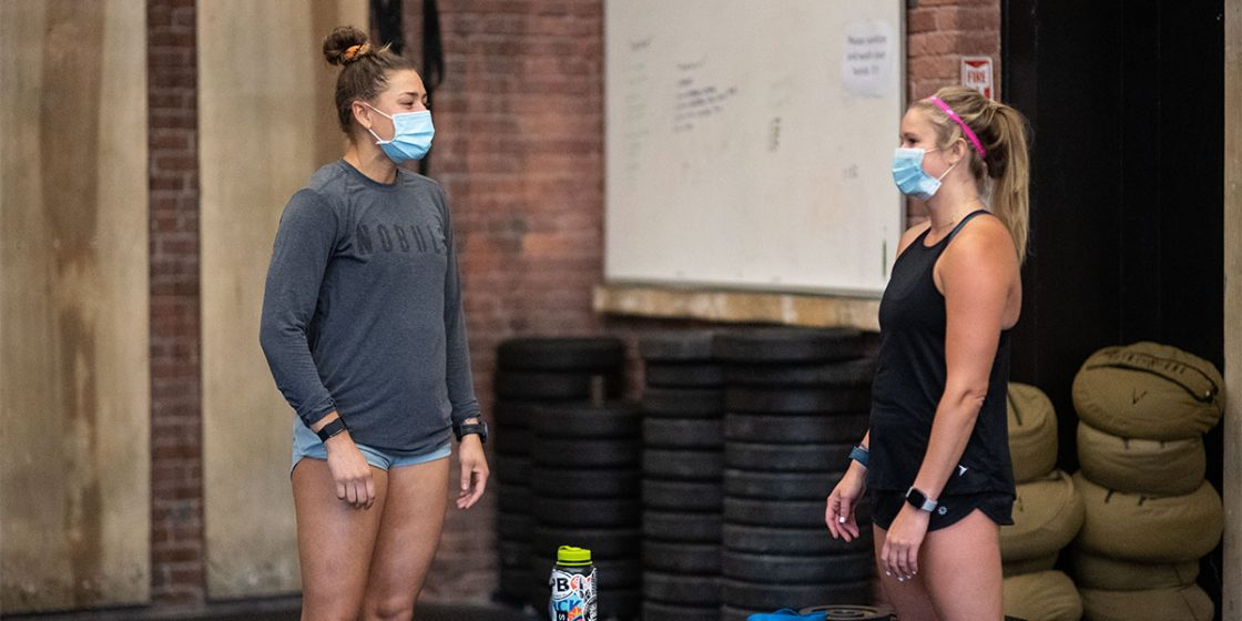 The Return Of Mask Mandates Frustrates Gym Owners