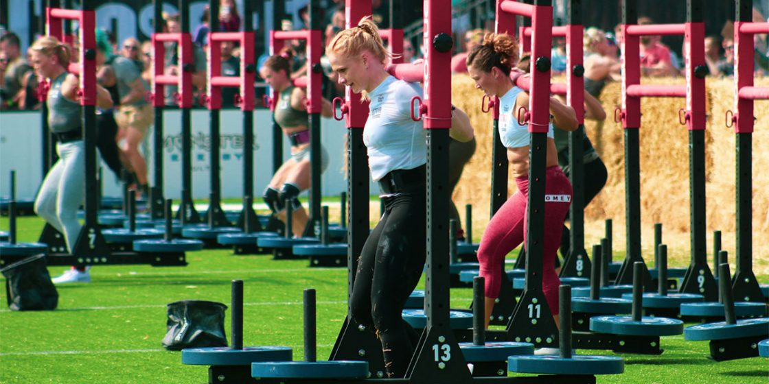 The CrossFit Old Guard Stands Tall Against Wave of Talented Young Athletes