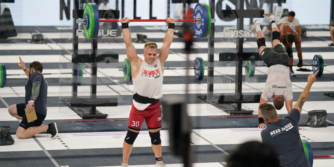 Jonne Koski Workout of the Week