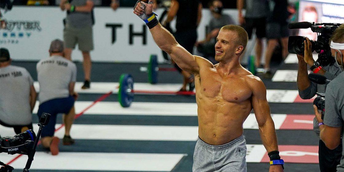 Scott Panchik's Workout of the Week