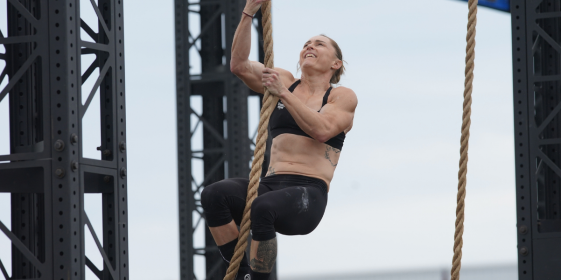 Eating at the CrossFit Games: How Sam Briggs Stays Fueled Through 15 Events