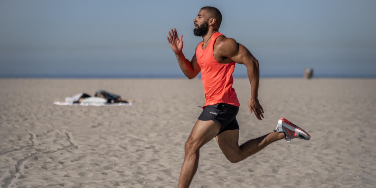 Workout Gear For Athletes. By Athletes.