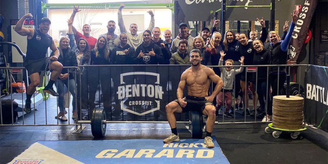 Ricky Garard Returns, Receives Invite to Dubai CrossFit Championship