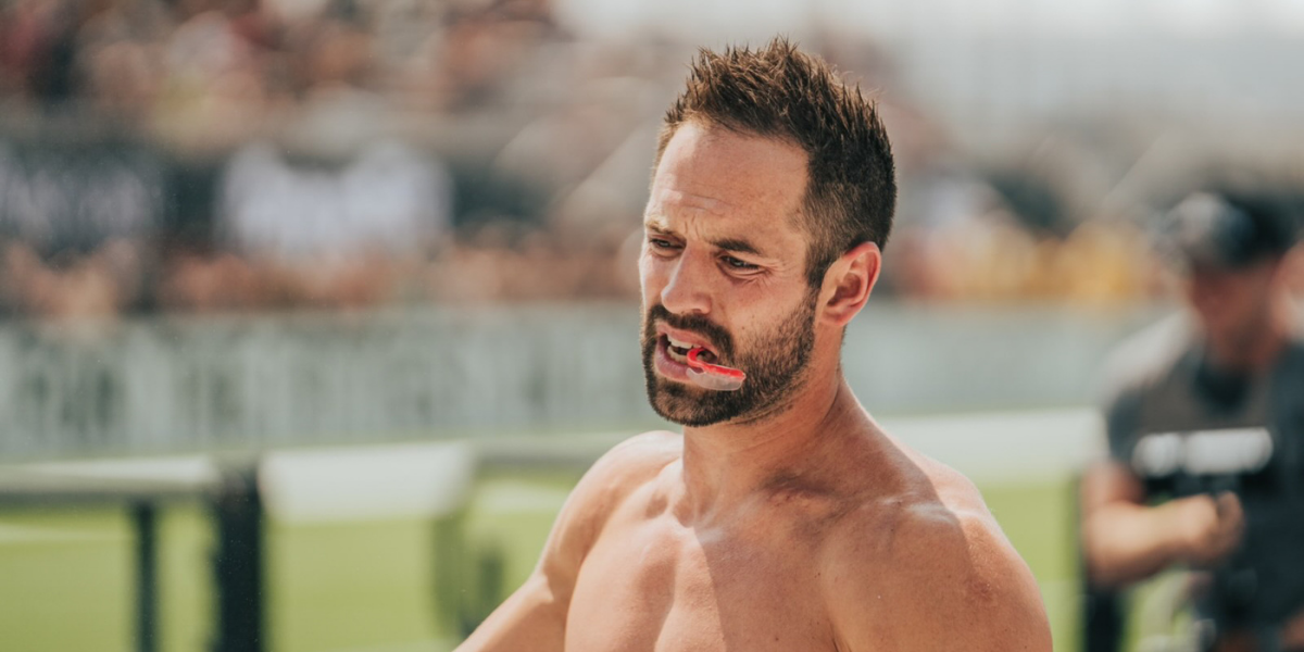 How Rich Froning Optimizes Breathing for Peak Performance