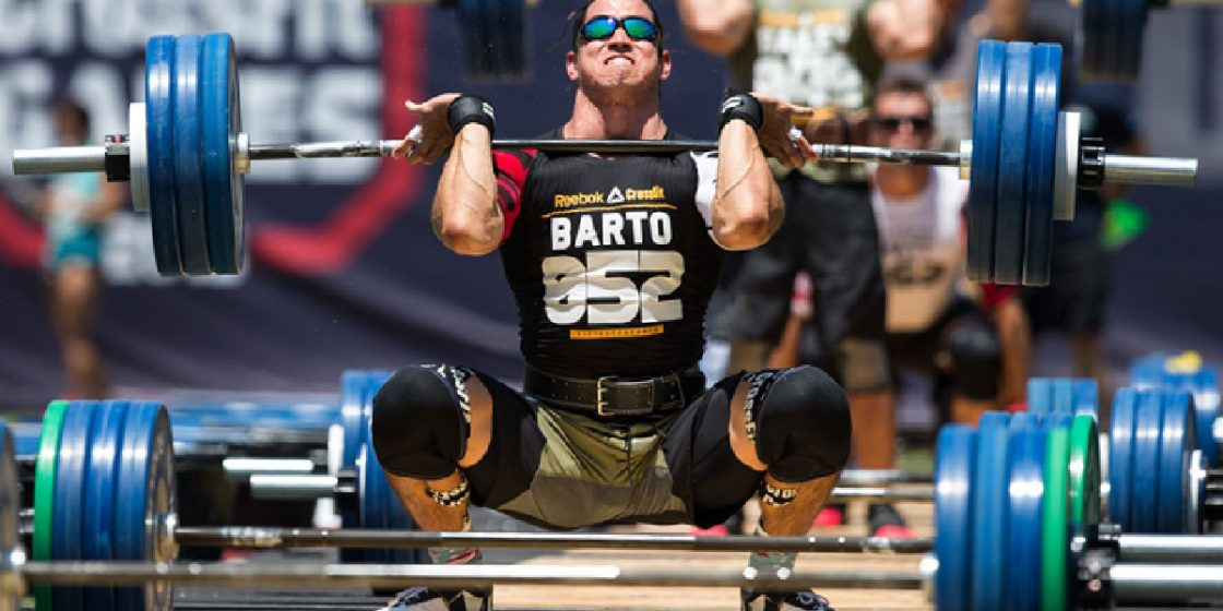 Aja Barto Workout of the Week
