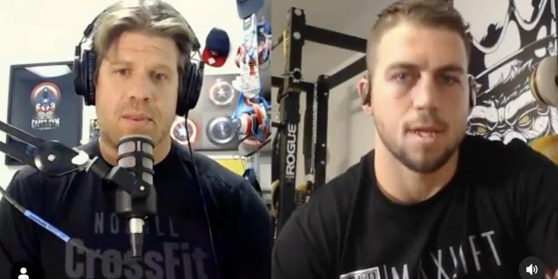 """Ricky Garard: """"Yes I did"""" Knowingly Taking PEDs"""
