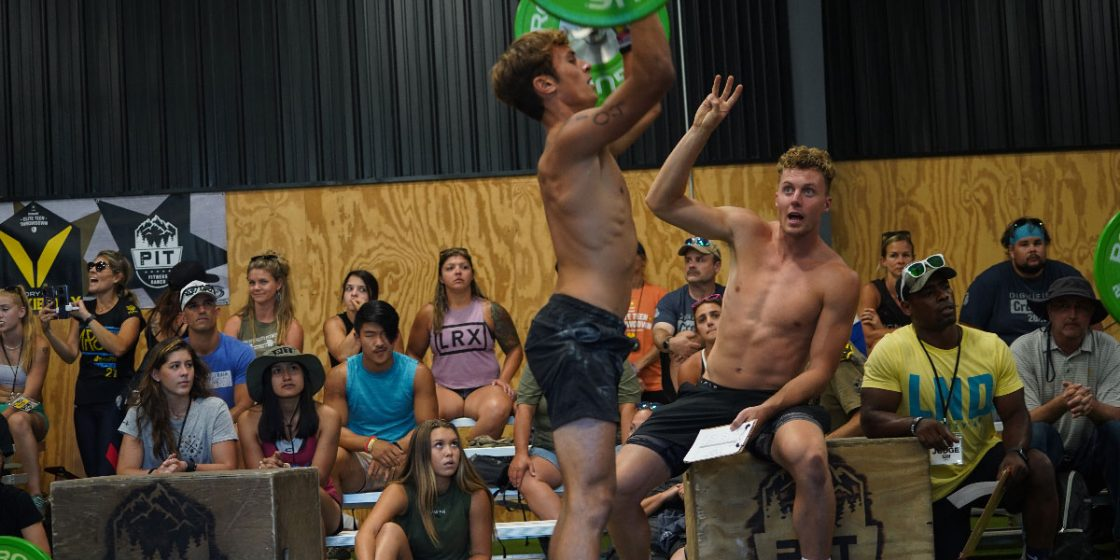 Cultivating a Teen CrossFit Community at the Pit Elite Teen Throwdown