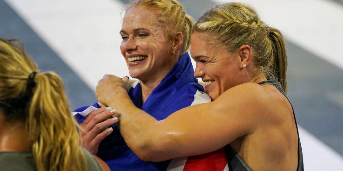 Katrin Davidsdottir and Annie Thorisdottir Launch Line of Athlete-Focused Earphones