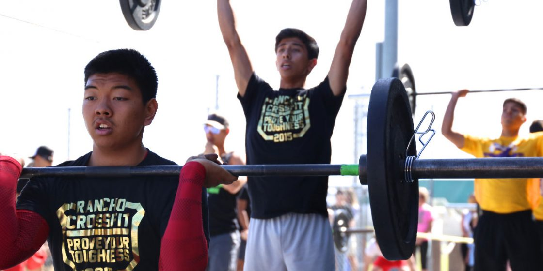 High School Affiliate Celebrates 10 Years, Helps Spread CrossFit to 52 Other Las Vegas Schools