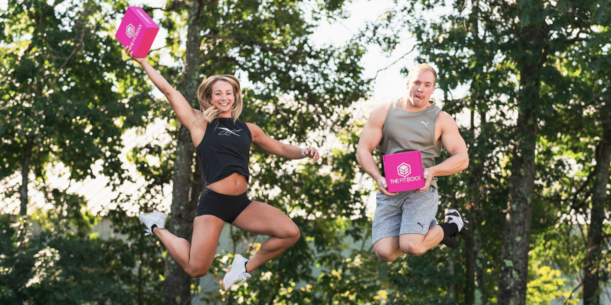 The Fit Boxx Teams Up with Born Primitive, CompTrain, and Element 26 For Breast Cancer Awareness Month