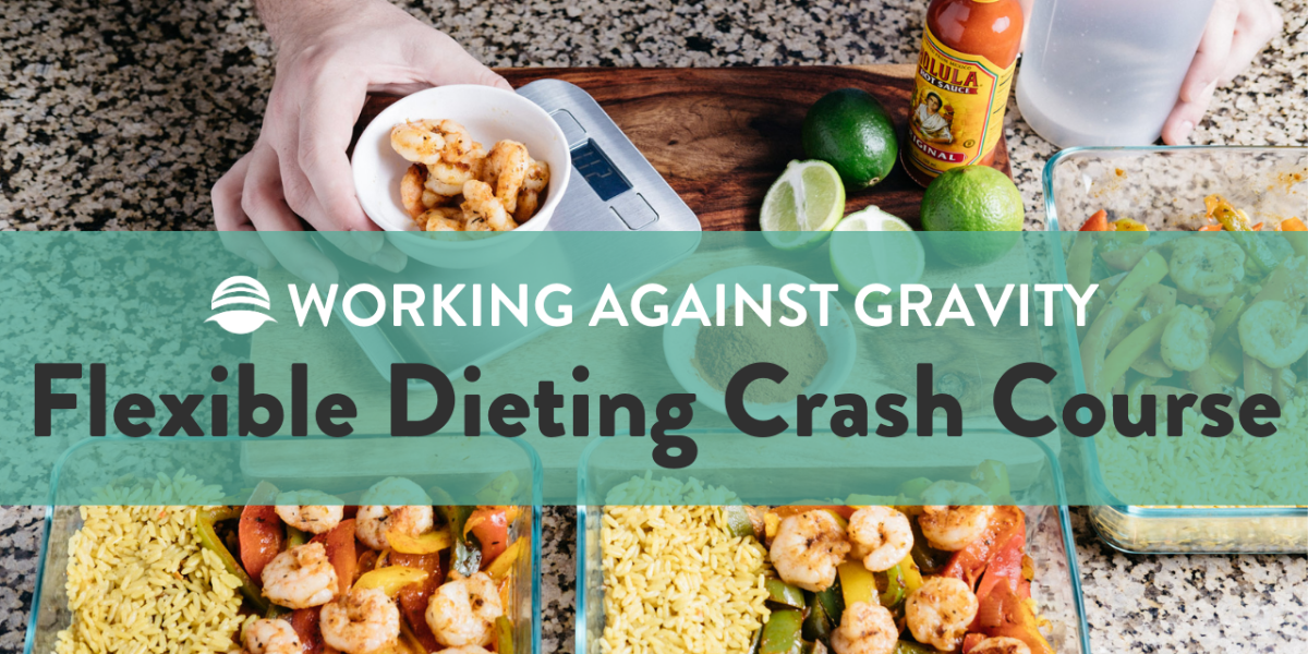 Take WAG's Flexible Dieting Crash Course