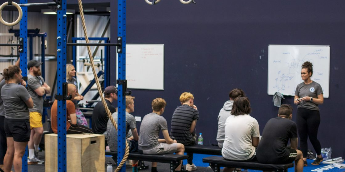 CrossFit as Education: This UK Academy Brings Opportunity for Disadvantaged Teens to Get Course Credit